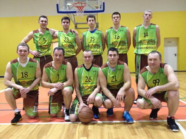 KKL 2013/2014 sezono komanda