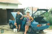"""Nors UAB """"Aurelinas"""" įkurta 2001m., kai kurių darbuotojų patirtis automobilių versle siekia 1993m."""