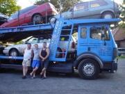 Didėjant apyvartai įsigijome nuosavą automobilių gabenimo transportą.